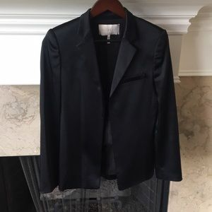Halston Heritage Black Blazer- S